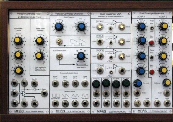 Modular Synthesis DIY